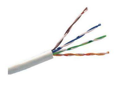 Cable UTP Dahua Technology OUTP6CCA305BC - 305 m, Cat6, Blanco, Cableado por UTP, Interior OUTP6CCA305BC