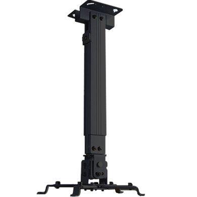 Soporte para video proyector  BROBOTIX 573106N - 10 kg, Negro, Videoproyector 573106N