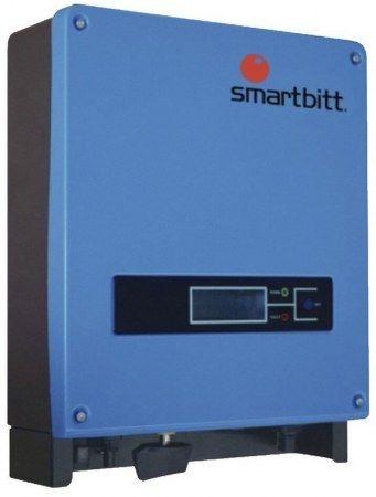 Energía solar Smartbitt SBSII3K-2P unidad de distribución de energía (PDUs) Azul