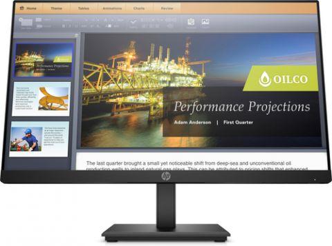 """Monitor HP P224 54.6 cm (21.5"""") 1920 x 1080 Pixeles Full HD LED Negro"""