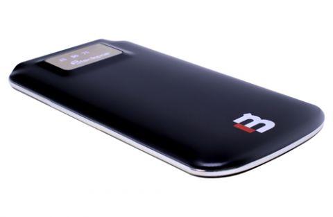 Power Bank Blackpcs EPBBL7-5000 batería externa Polímero 5000 mAh Negro
