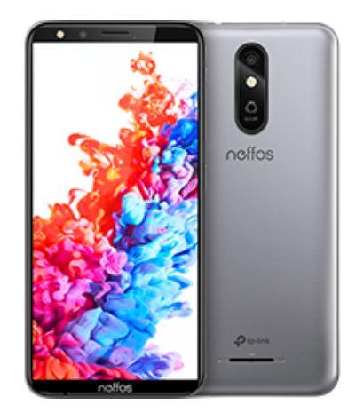 "Celular Neffos С7 Lite 13.8 cm (5.45"") SIM dual Android 8.1 4G MicroUSB 1 GB 16 GB 2200 mAh Gris"