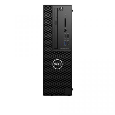 Desktop DELL Precision 3430 i7-8700 SFF 8ª generación de procesadores Intel® Core™ i7 8 GB DDR4-SDRAM 1000 GB Unidad de disco duro Windows 10 Pro Estación de trabajo Negro