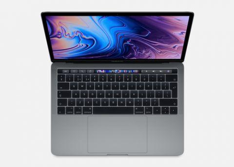 "MacBook Pro Apple MacBook Pro Computadora portátil 33.8 cm (13.3"") 2560 x 1600 Pixeles 8ª generación de procesadores Intel® Core™ i5 8 GB LPDDR3-SDRAM 512 GB SSD Wi-Fi 5 (802.11ac) macOS Mojave Gris"