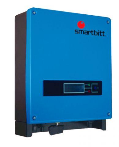 Energía solar Smartbitt SBSII1K-2P adaptador e inversor de corriente Exterior 1000 W Azul