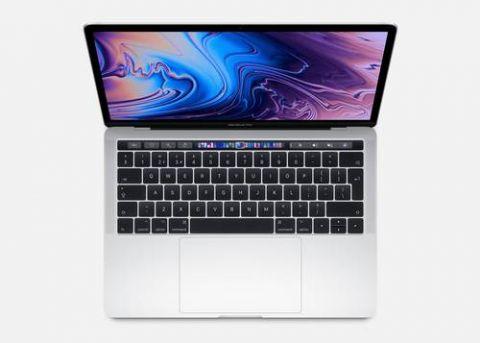 "MacBook Pro Apple MacBook Pro Computadora portátil 33.8 cm (13.3"") 2560 x 1600 Pixeles 8ª generación de procesadores Intel® Core™ i5 8 GB LPDDR3-SDRAM 256 GB SSD Wi-Fi 5 (802.11ac) macOS Mojave Plata"