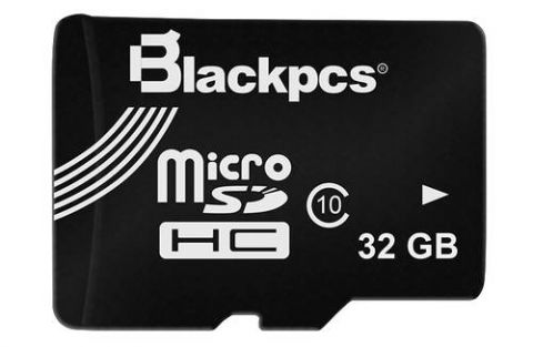 Blackpcs MM10101-32 memoria flash 32 GB MicroSD Clase 10