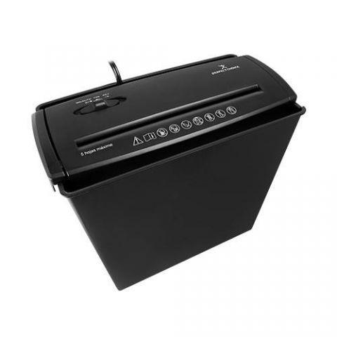 Papelería Perfect Choice PC-171744 trituradora de papel Negro