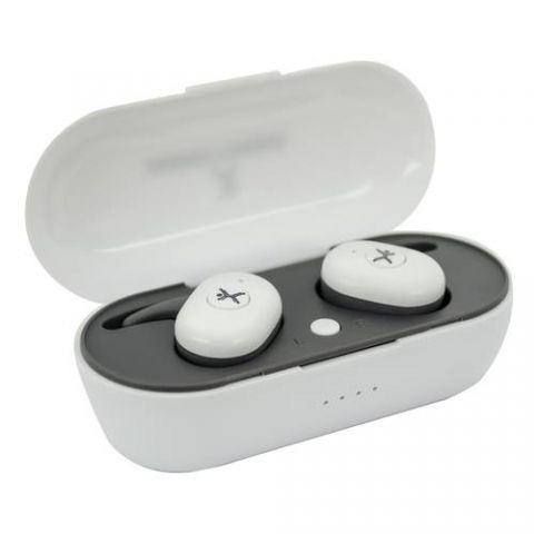 Accesorios para Electronica Perfect Choice Bassoons Auriculares Intra auditivo Bluetooth Blanco