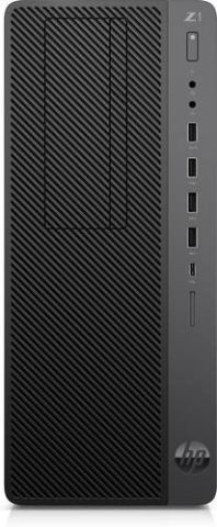 Workstation HP Torre de entrada G5 Z1 i5-9500 Tower 9na generación de procesadores Intel® Core™ i5 16 GB DDR4-SDRAM 512 GB SSD Windows 10 Pro PC Negro