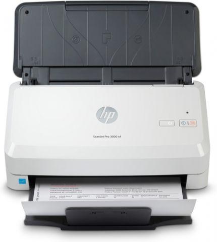 Escaner HP Scanjet Pro 3000 s4 Escáner alimentado con hojas 600 x 600 DPI A4 Negro, Blanco