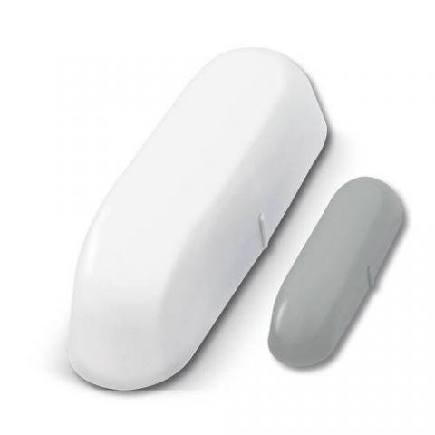 Sensor Wifi TechZone TZSENSH01 sensor de puertas/ventanas Inalámbrico Puerta/Ventana Gris, Blanco
