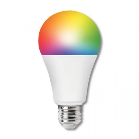 Contactos Inteligentes Wifi TechZone TZFOINSH01 lámpara LED 9 W E26/E27