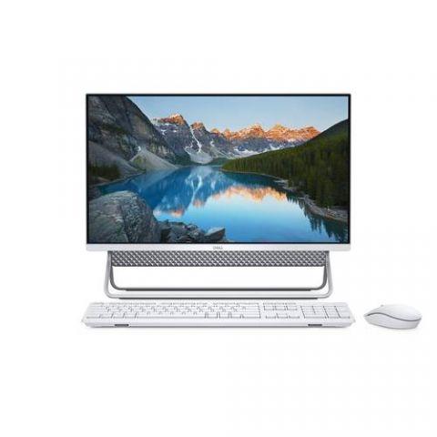 "All in One DELL Inspiron 5490 60.5 cm (23.8"") 1920 x 1080 Pixeles Pantalla táctil Intel® Core™ i5 de 10ma Generación 12 GB DDR4-SDRAM 1000 GB Unidad de disco duro Windows 10 Home Wi-Fi 5 (802.11ac) PC todo en uno Plata"