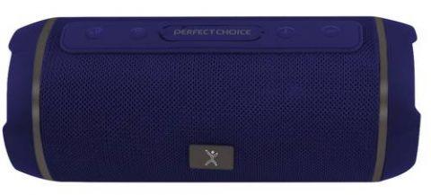 Bocina Perfect Choice PC-112884 altavoz portátil Sistema de altavoces portátiles 2.1 Azul