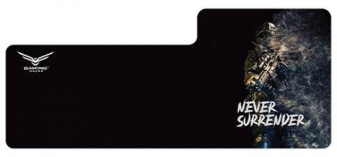 MOUSE PAD XL NEVER SURRENDER NA-0943 NACEB TECHNOLOGY -  NA-0943