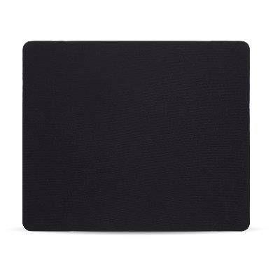 Mousepad Ultra Delgado BROBOTIX 497264 - Negro, 24 cm, 0.2 cm 497264