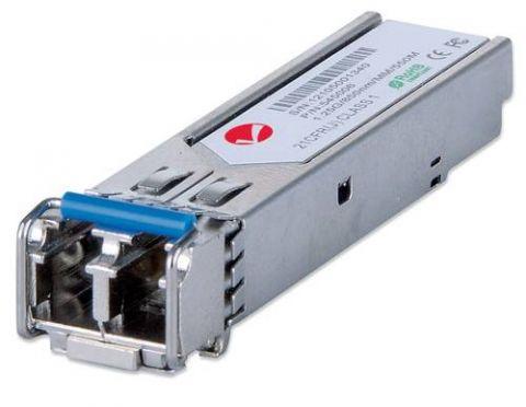 Transceptor Intellinet 545006 módulo de red del transceptor Fibra óptica 1000 Mbit/s SFP 850 nm