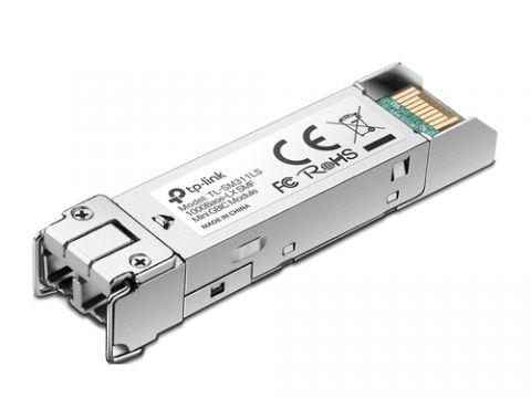 Accesorio TP-LINK TL-SM311LS módulo de red del transceptor Fibra óptica 1250 Mbit/s mini-GBIC/SFP 1310 nm