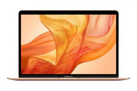 """Laptop Apple MacBook Air Computadora portátil 33.8 cm (13.3"""") 2560 x 1600 Pixeles Intel® Core™ i3 de 10ma Generación 8 GB LPDDR4x-SDRAM 256 GB SSD Wi-Fi 5 (802.11ac) macOS Catalina Oro"""