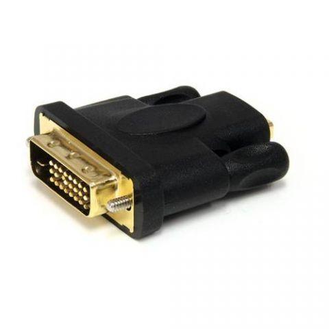 Accesorio StarTech.com Adaptador HDMI a DVI - DVI-D Macho - HDMI Hembra - Convertidor - Negro