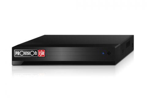 DVR PROVISION-ISR SH-8100A-2L(MM) - H264, 8, 2 MPX, SOPORTA DISCO DURO DE HASTA 6 TB (NO INCLUIDO) SH-8100A-2L(MM)