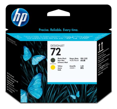 Cabezal HP 72 cabeza de impresora Inyección de tinta