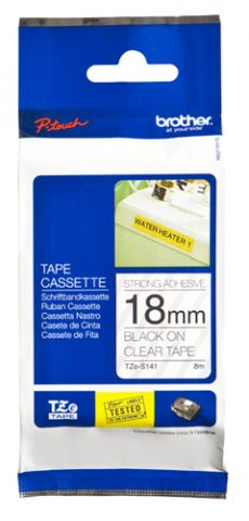 Cinta Brother TZeS141 cinta para impresora de etiquetas TZ