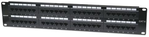 Panel de Parcheo INTELLINET - 1, 27 kg, 48, 2 cm 560283