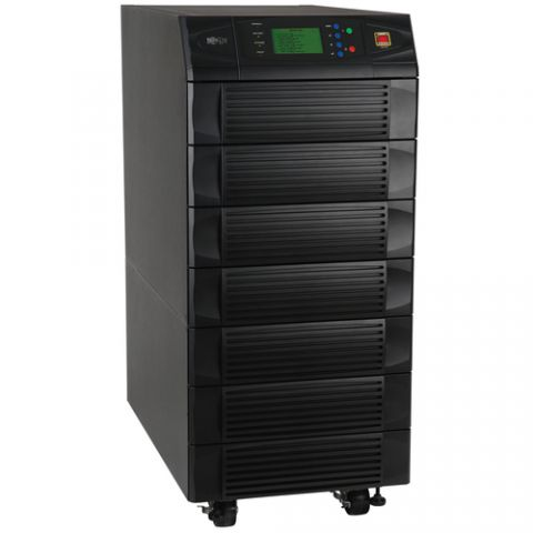 No Break y UPS Tripp Lite Sistema UPS Modular Trifásico SmartOnline de 60kVA, UPS En Línea de Doble Conversión Internacional