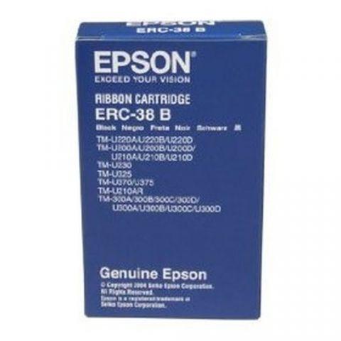 Cinta Epson Black Fabric Ribbon TMU/TM/IT cinta para impresora
