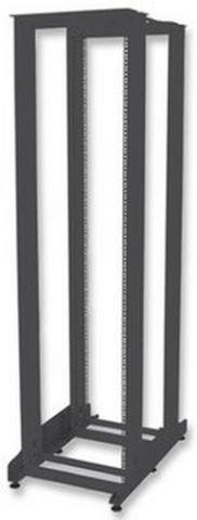 Intellinet 601511 armario rack 26U Rack o bastidor independiente Negro