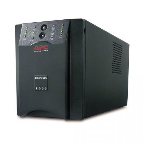 APC SUA1000XL sistema de alimentación ininterrumpida (UPS) 1000 VA 800 W