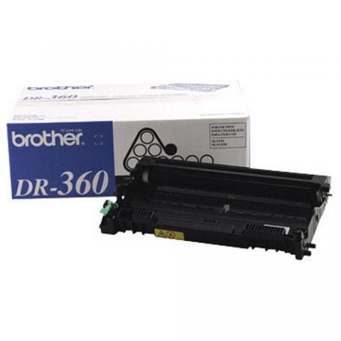Tambor BROTHER DR360 - 12000 páginas, Laser DR360