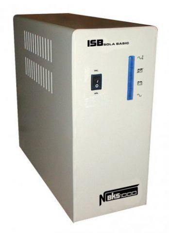 No Break y UPS Industrias Sola Basic NBKS 1000 VA 4 salidas AC