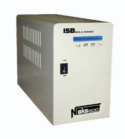 No Break y UPS Industrias Sola Basic NBKS 600 VA 4 salidas AC