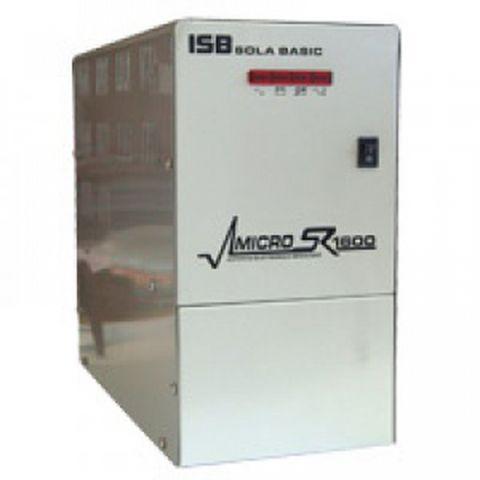 No Break y UPS Industrias Sola Basic Micro SR 1600 VA 6 salidas AC