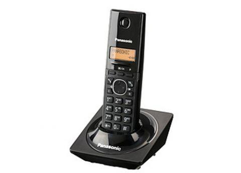 Antena Panasonic KX-TG1711MEB teléfono Teléfono DECT Identificador de llamadas Negro