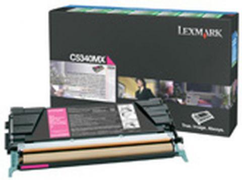 Toner Lexmark C5340MX cartucho de tóner 1 pieza(s) Original Magenta