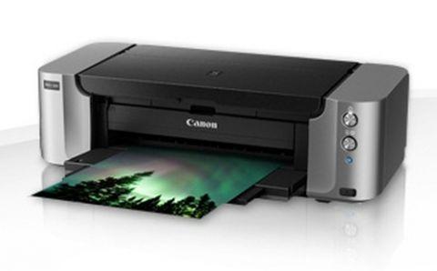 Impresora Canon Pro-100 impresora de fotografías Inyección de tinta 4800 x 2400 DPI A3+ (330 × 483 mm) Wifi