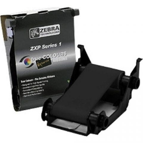 ZEBRA ZXP1 RIBBON MONOBLACK 1 - 000 IMPRESIONES 800011-101