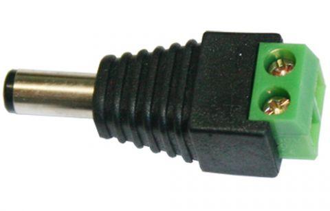 Adaptador de Alimentación PROVISION-ISR PR-C08 - Negro, Accesorio PR-C08