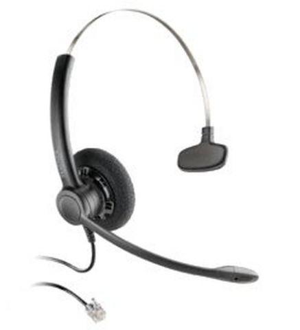 Accesorios para Diadema POLY SP11 audífono y auriculare Auriculares Diadema Negro