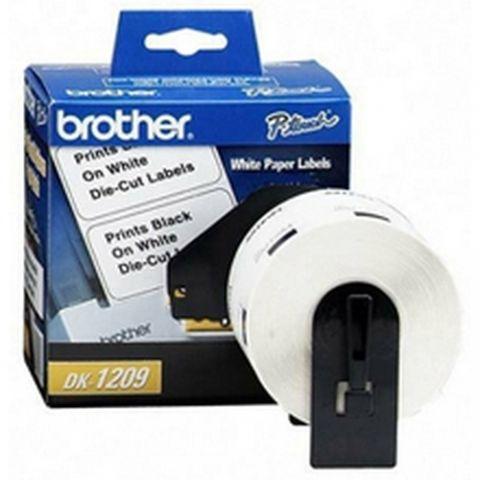 Cinta Brother DK1209 Blanco DK