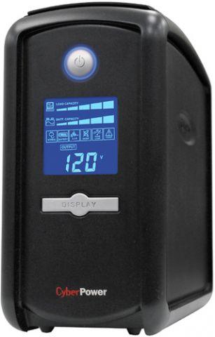 No Break y UPS CyberPower CP850AVRLCD sistema de alimentación ininterrumpida (UPS) Línea interactiva 850 VA 510 W