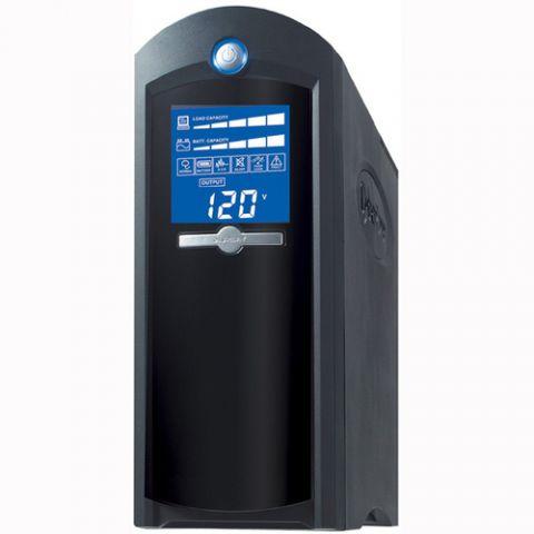 No Break y UPS CyberPower CP1350AVRLCD sistema de alimentación ininterrumpida (UPS) Línea interactiva 1350 VA 810 W