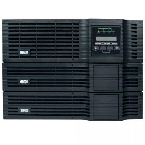 No Break y UPS Tripp Lite UPS de Doble Conversión En Línea SmartOnline de 5kVA, 7U en Rack/Torre, tomacorrientes NEMA de 208/120V
