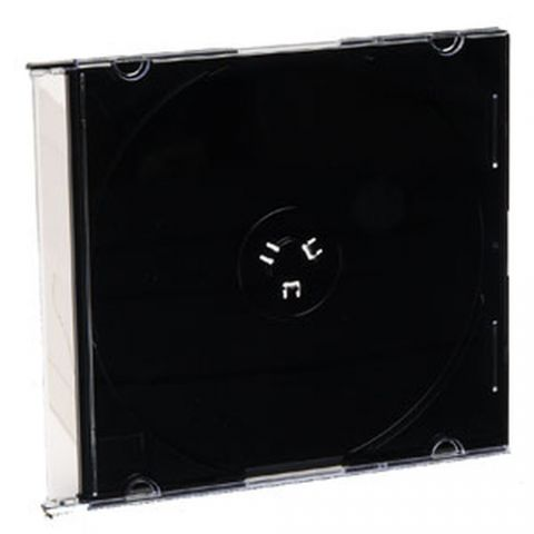 Estuche CD/DVD SLIM VERBATIM 94868 - 200 94868