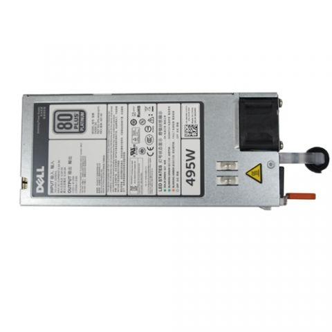 Fuente de poder DELL 450-AEBM unidad de fuente de alimentación 495 W Gris
