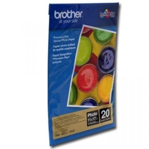 Papelería Brother BP71GLGR papel fotográfico